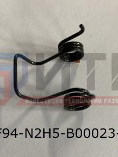 Пружина кручения флепа усиленная (ПАЗ Вектор NEXT) SRF94-N2H5-B00023-10